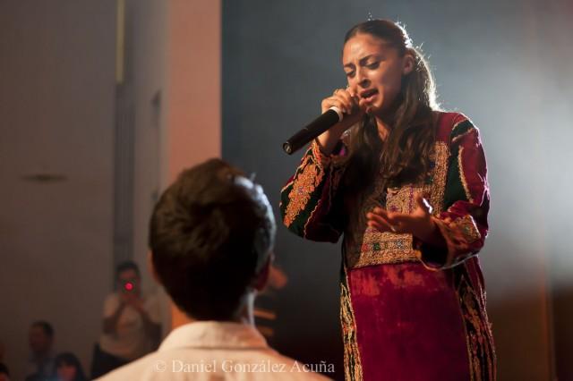Shadia Mansour en directo